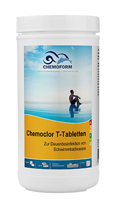 Chemoclor T-Tabletten*